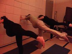 Hamile Yogası