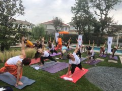 5. Uluslararası Yoga Günü